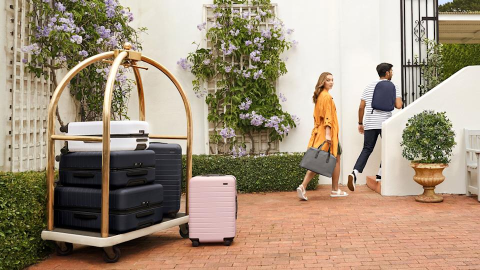 Online luggage retailer 'Away'