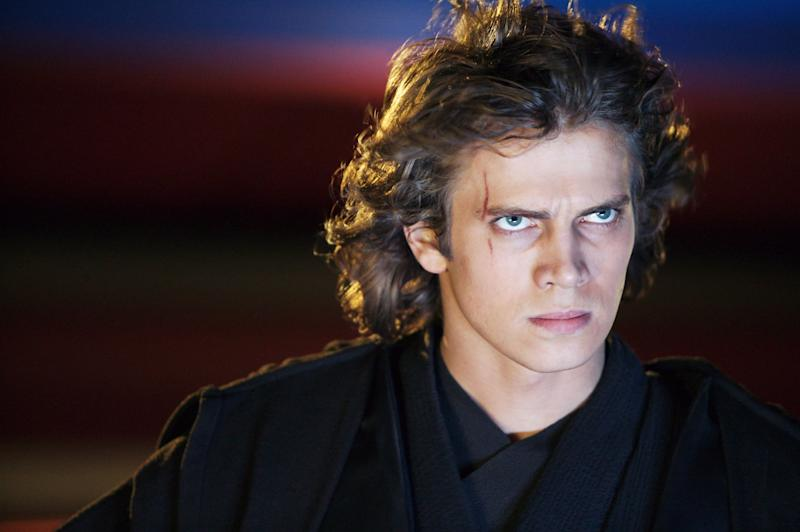 STAR WARS: EPISODE III-REVENGE OF THE SITH, Hayden Christensen, 2005. Ph: Merrick Morton/TM and copyright Twentieth Century-Fox Film Corporation. All rights reserved/Courtesy Everett Collection