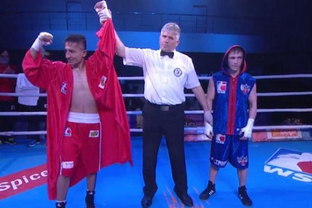 Indian Tigers defeated Patriot Boxing Team of Russia 3-2 in a Word Series of Boxing (WSB) tie here on Saturday evening