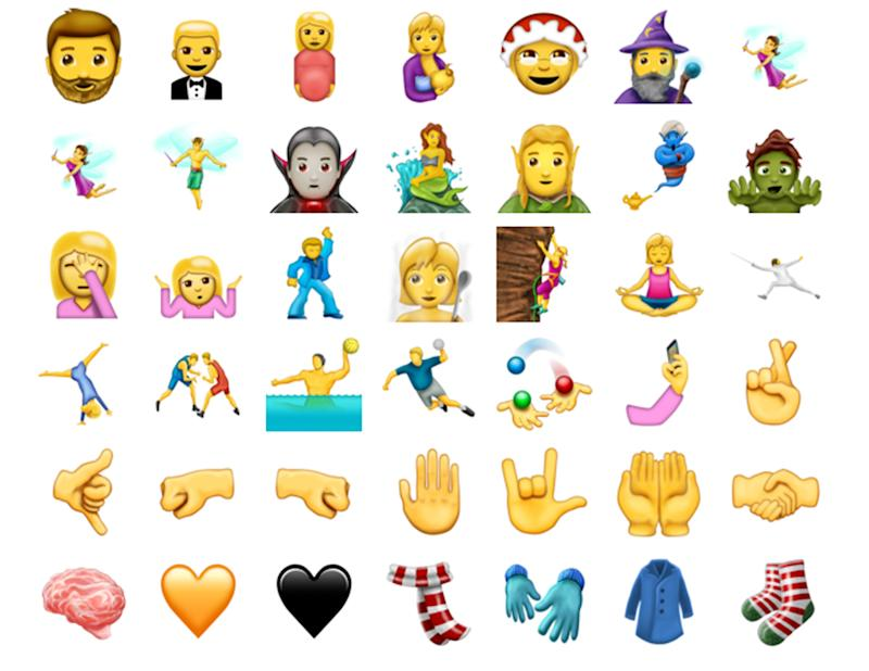 iOS 10 brings over 100 new and updated emoji to the iPhone