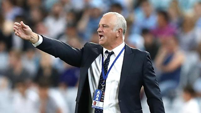 The Sky Blues' boss spoke in glowing terms of what being crowned A-League premiers means to him as the trophy awaits Sydney FC on Saturday