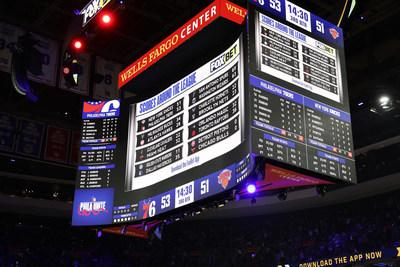 FOX BET BECOMES AN OFFICIAL PARTNER OF THE PHILADELPHIA 76ERS