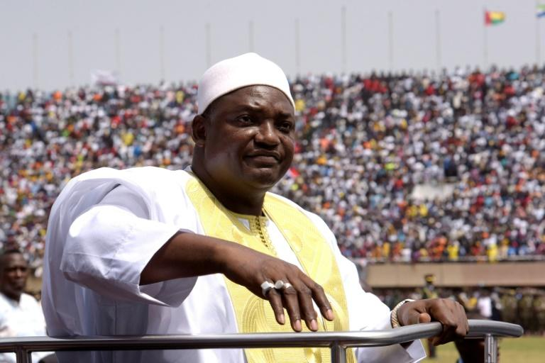 Gambian President Adama Barrow was elected after opposition parties came together to choose one candidate to represent them all