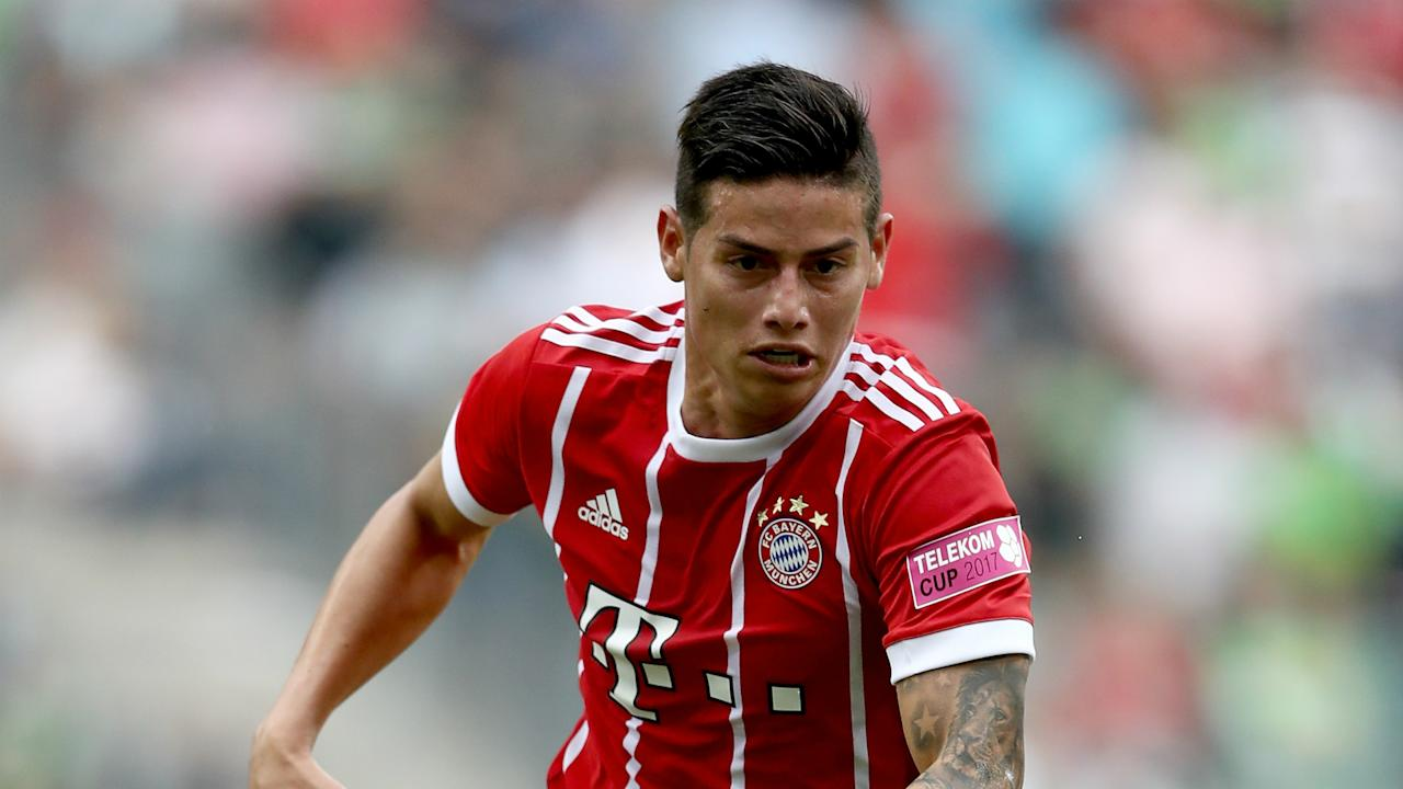 The Colombia international found it difficult to leave Spain, but is enjoying a loan spell at Bayern Munich and will continue to focus on the present