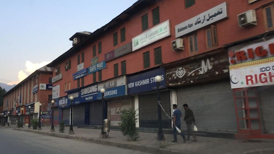 The shutdown in Kashmir following the abrogation of Article 370 crippled the Valley's economy.