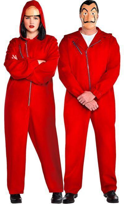 """<p>partycity.com</p><p><strong>$44.99</strong></p><p><a href=""""https://www.partycity.com/adult-money-heist-costume-plus-size-P842707.html?dwvar_P842707_size=Plus&cgid=group-costumes-tv-movie"""" rel=""""nofollow noopener"""" target=""""_blank"""" data-ylk=""""slk:Shop Now"""" class=""""link rapid-noclick-resp"""">Shop Now</a></p><p>The only costume with which you can steal candy from people and stay in character.</p>"""