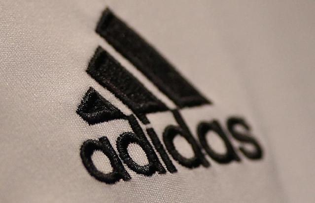 """Adidas, the German sportswear group, said it would encourage football's global governing body """"to establish and follow transparent compliance standards in everything they do"""" (AFP Photo/Daniel Roland)"""