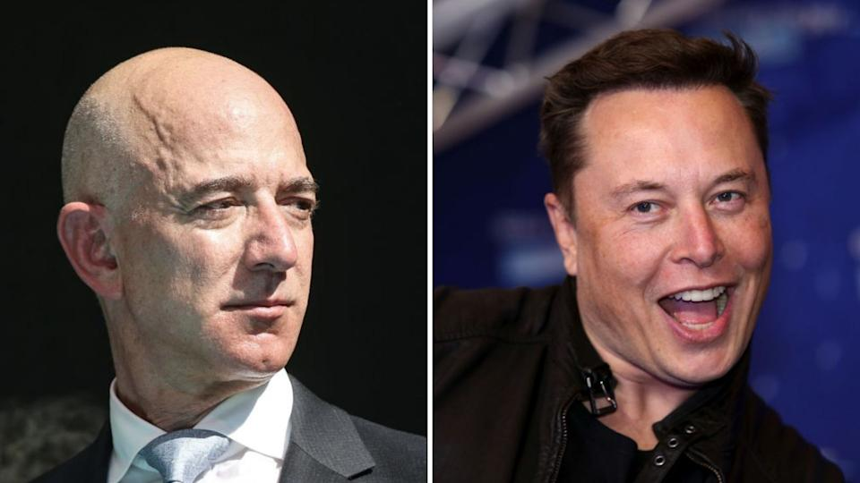 Elon Musk is once again the world's richest person. Images: Getty