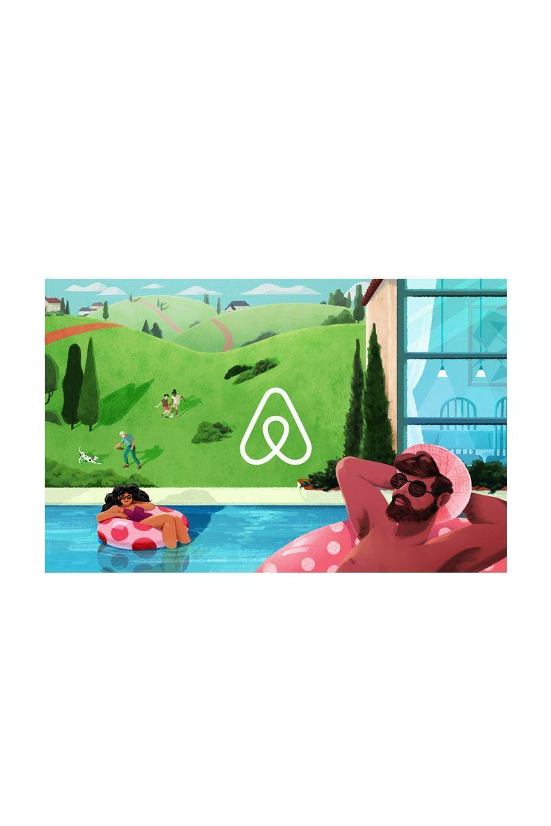 """<p>For the first time ever, Airbnb is encouraging travel by launching its own gift cards in the UK. Whether your loved ones are deserving of a two-week stay in the Algarve, a staycation in Dorset or fancy spending Christmas in Bali, this is the most special gift card you can buy this year, in our eyes, after the last 19 months. Better yet, the card can also be used on Airbnb experiences. </p><p>Gift cards can be purchased from <a href=""""https://urldefense.com/v3/__http://airbnb.com/giftcard__;!!Ivohdkk!z7Majz0rVS6aPsXNOd55KY6hHbzjsCdlgB1BbsKwWTqOduDqMKa7IspPBh2Lgq-iUlQ$"""" rel=""""nofollow noopener"""" target=""""_blank"""" data-ylk=""""slk:airbnb.com/giftcard"""" class=""""link rapid-noclick-resp"""">airbnb.com/giftcard</a> from Tesco and Morrisons today and online from November 9. </p><p><a class=""""link rapid-noclick-resp"""" href=""""https://www.airbnb.co.uk/giftcards"""" rel=""""nofollow noopener"""" target=""""_blank"""" data-ylk=""""slk:SHOP NOW"""">SHOP NOW </a></p>"""