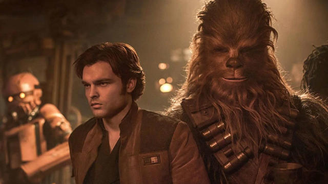 'Solo: A Star Wars Story'. (Credit: Lucasfilm)
