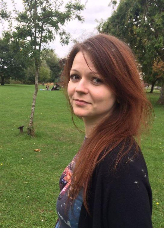 <strong>Yulia Skripal is critically ill in hospital with her father Sergei&nbsp;</strong> (Photo: Facebook)