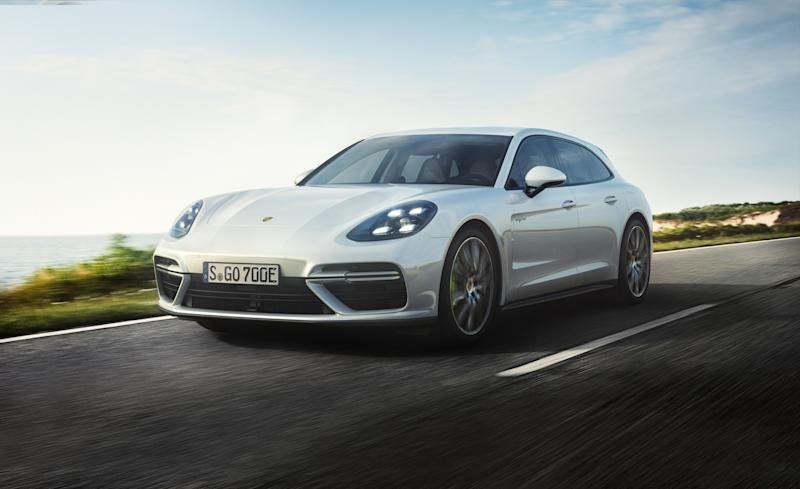 Operating Any Of The Five Porsche Panamera Turbo Models May Cause A  Superiority Complex That Blocks Judgment Of Normal Behavior. After A Week,  The Operator ...