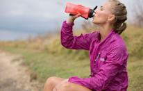 "<p>According to William Roberts, M.D., you might be getting nauseated if you're an especially heavy sweater. If you lose more than 4 percent of your body weight while running, some studies say your gut quits absorbing liquids correctly, which causes queasiness. </p><p>""This is especially true for those who are dehydrated before they start to replace fluids during exercise,"" <a href=""https://www.runnersworld.com/hydration-dehydration/battling-nausea-after-a-big-race"" rel=""nofollow noopener"" target=""_blank"" data-ylk=""slk:he says"" class=""link rapid-noclick-resp"">he says</a>. </p><p>For those who believe spilling your guts is a sign of a race well run, it's not. Vomiting can cause damage to the lining of your esophagus, which can affect digestion.</p><p><em>[<a href=""https://www.runnersworld.com/trail-running/a20804604/how-to-carry-water-on-a-run/"" rel=""nofollow noopener"" target=""_blank"" data-ylk=""slk:How to Carry Water on a Run or During a Race"" class=""link rapid-noclick-resp"">How to Carry Water on a Run or During a Race</a>]</em></p><p><em>***<br></em></p><p><em>This story was originally published in 2016.<br></em></p>"