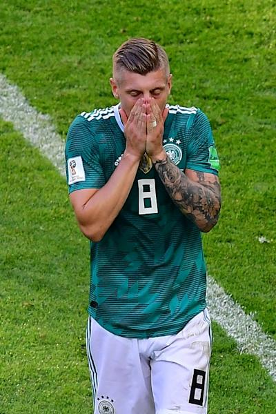 Toni Kroos says the Germany team must bounce back against France next month after their woeful displays in Russia saw them suffer a shock exit after the group stages of the World Cup in Russia