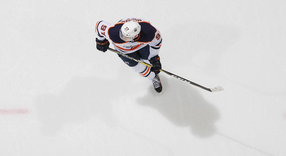 Connor McDavid isn't appointment viewing? (Getty)