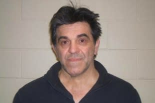 Longtime youth basketball coach Richard Dinizio — New York State Police