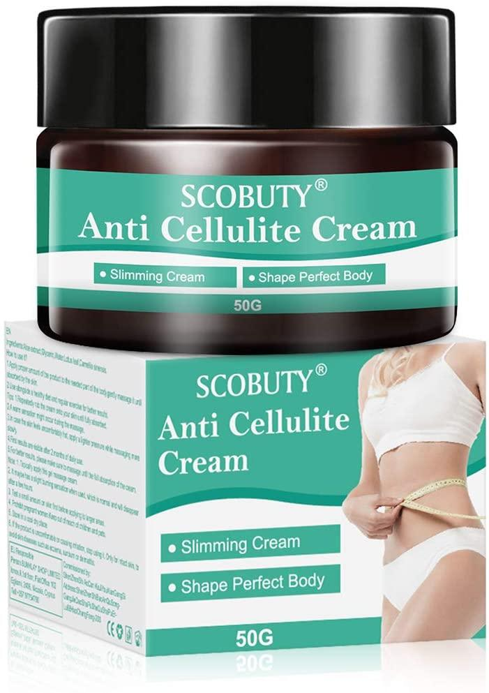 Anti-Cellulite Slimming Cream - Amazon.