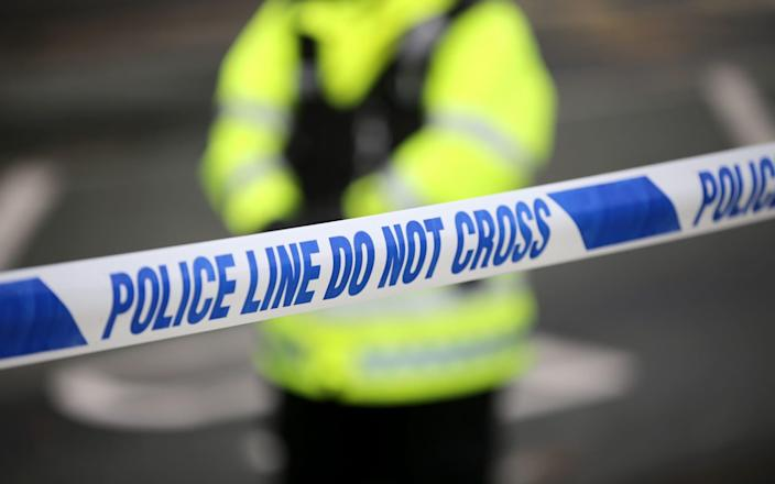 File image: police tape - Christopher Furlong/Getty Images