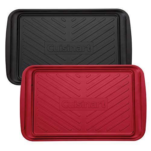 "<p><strong>Cuisinart</strong></p><p>amazon.com</p><p><strong>$29.99</strong></p><p><a href=""https://www.amazon.com/dp/B081JVXDJJ?tag=syn-yahoo-20&ascsubtag=%5Bartid%7C1782.g.32257577%5Bsrc%7Cyahoo-us"" rel=""nofollow noopener"" target=""_blank"" data-ylk=""slk:BUY NOW"" class=""link rapid-noclick-resp"">BUY NOW</a></p><p>Grilling requires a lot of prepping and serving, and these Cuisinart ones are durable enough to do the job. </p>"