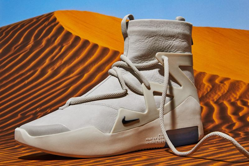 ccac7126d097 The Nike Air Fear of God 1 Is an All-Star Shoe for Sixth Men Everywhere