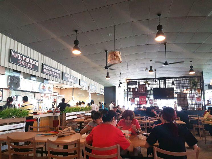 Third Place is an eating house located in Tuas, near to the new Tuas West Road MRT Station which is opening on 18 June 2017. (Photo: Audrey Kang/Yahoo Lifestyle Singapore)