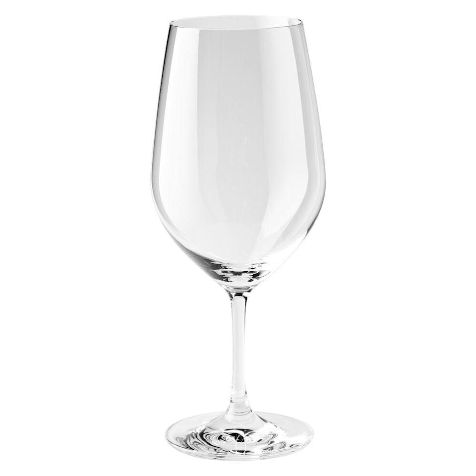 "<br><br><strong>Zwilling J.A. Henckels</strong> Prédicat Bordeaux Wine Glasses, $, available at <a href=""https://go.skimresources.com/?id=30283X879131&url=https%3A%2F%2Fwww.surlatable.com%2Fzwilling-ja-henckels-predicat-six-piece-bordeaux-grand-wine-glass-set%2FPRO-5651583.html"" rel=""nofollow noopener"" target=""_blank"" data-ylk=""slk:Sur La Table"" class=""link rapid-noclick-resp"">Sur La Table</a>"