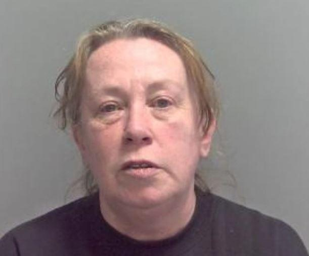 Rosalind Gray, 55, has been jailed for 13 years (Picture: Police)