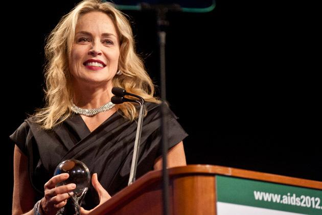 Sharon Stone, actress  Before landing a modeling contract, the 19-year-old Pennsylvania native worked as a McDonald's cashier.
