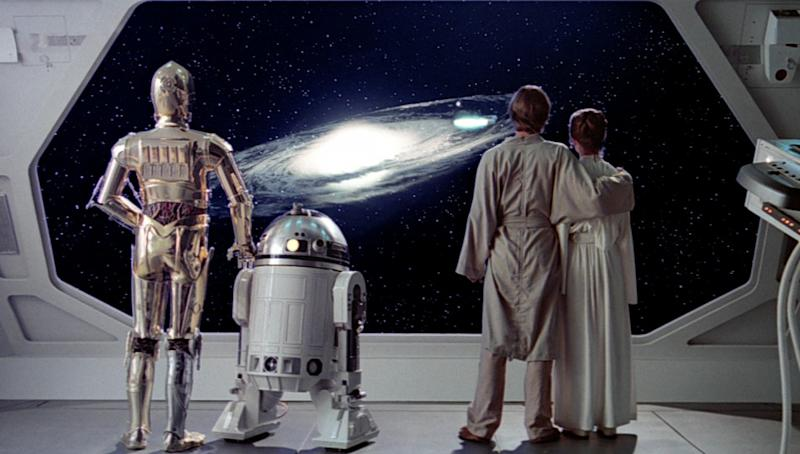 The Empire Strikes Back Voted Greatest Film of All Time