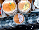 """<p>Hummus on its own is pretty tasty, but Aldi isn't resting on its laurels. Its clever varieties include Chipotle, Taco Sweet Corn, and Tex Mex Black Bean are unique enough to get <a href=""""https://www.instagram.com/aldi.mademedoit/"""" rel=""""nofollow noopener"""" target=""""_blank"""" data-ylk=""""slk:shoppers"""" class=""""link rapid-noclick-resp"""">shoppers</a> <a href=""""https://www.instagram.com/p/B_aa4tTB8-B/"""" rel=""""nofollow noopener"""" target=""""_blank"""" data-ylk=""""slk:talking and snacking"""" class=""""link rapid-noclick-resp"""">talking and snacking</a>. This is healthy eating with serious flavor. </p>"""