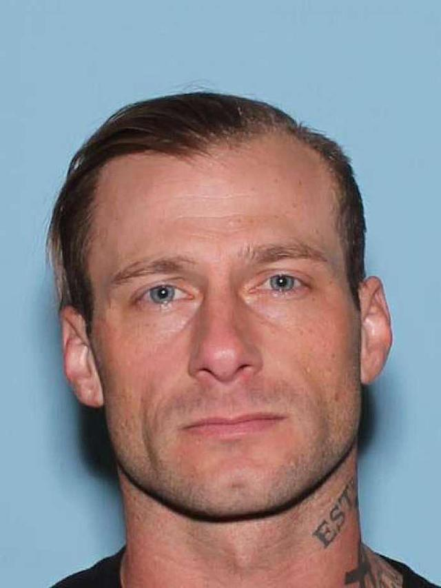 David Byers, a fitness model, is a suspect in three robberies. (Photo: Yuma Police Department)