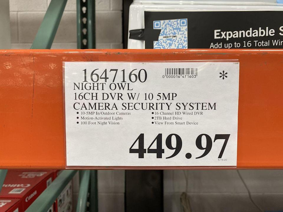 <p>Most prices for items throughout the store end with $.99. Ending in $.97 means that the item has been marked down nationally and can drop even lower. An asterisk on a price tag means that the item won't be restocked, so you should get it while you can.</p>