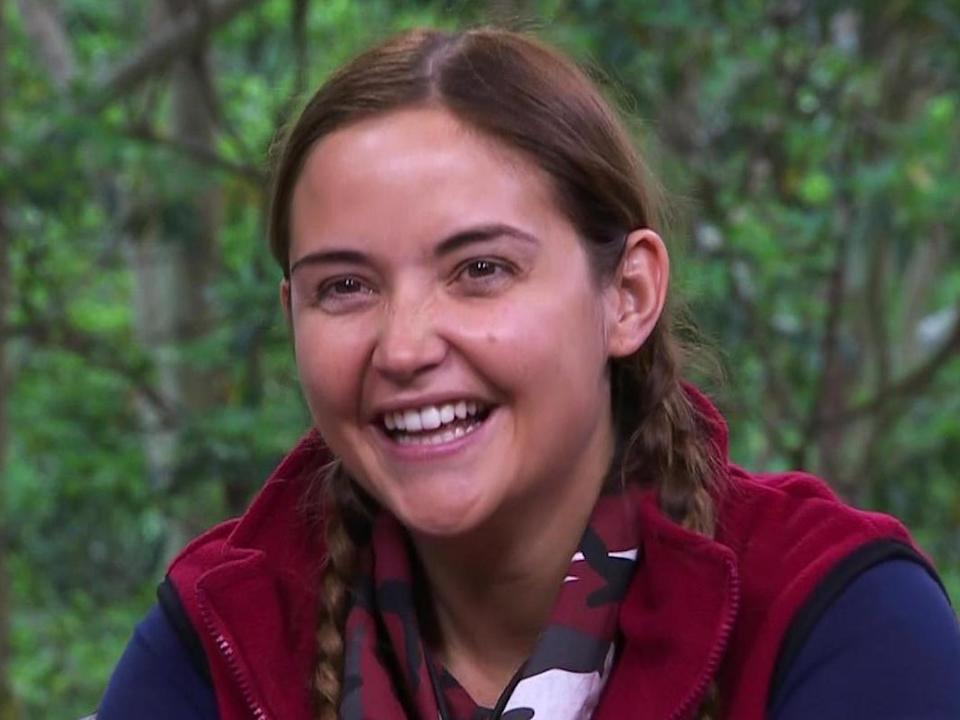 Former 'EastEnders' star Jacqueline Jossa was crowned this year's winner of 'I'm a Celebrity': itv
