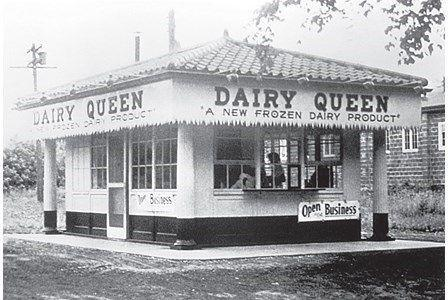 <p>Though it's no longer operating as a restaurant, the first Dairy Queen location, which opened in 1940, is now a designated landmark in Joliet, IL. </p>