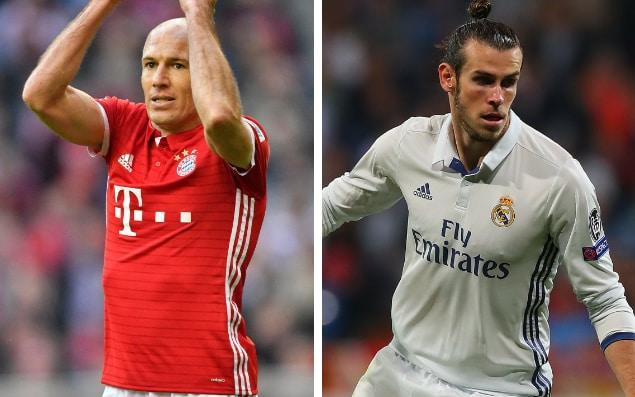Two of Europe's biggest clubs prepare to do battle