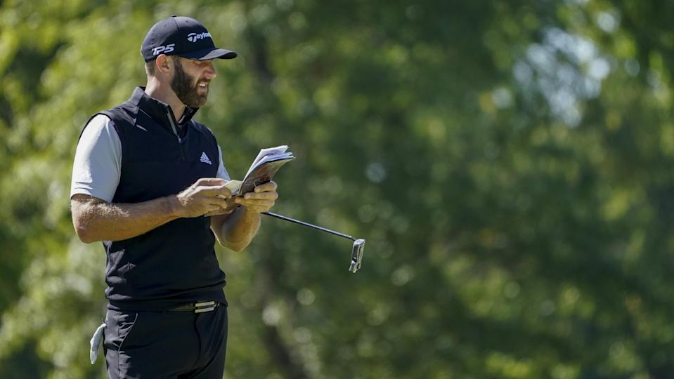 Dustin Johnson will not be competing in the ZOZO Championship this weekend.