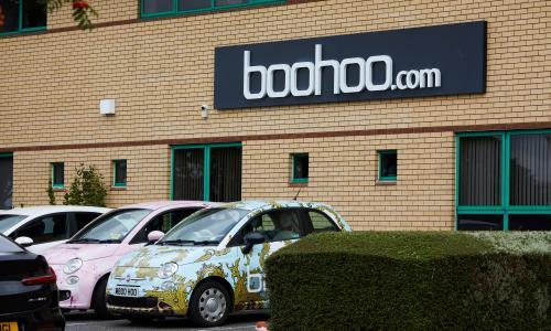 Boohoo calls for licensing scheme to ensure textile factories fit to trade