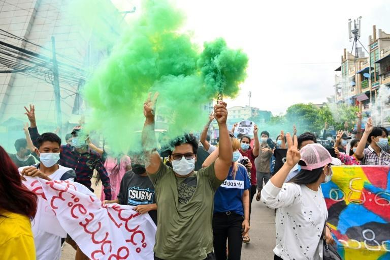Myanmar has seen a massive uprising against the military coup, and the junta has responded with a violent crackdown