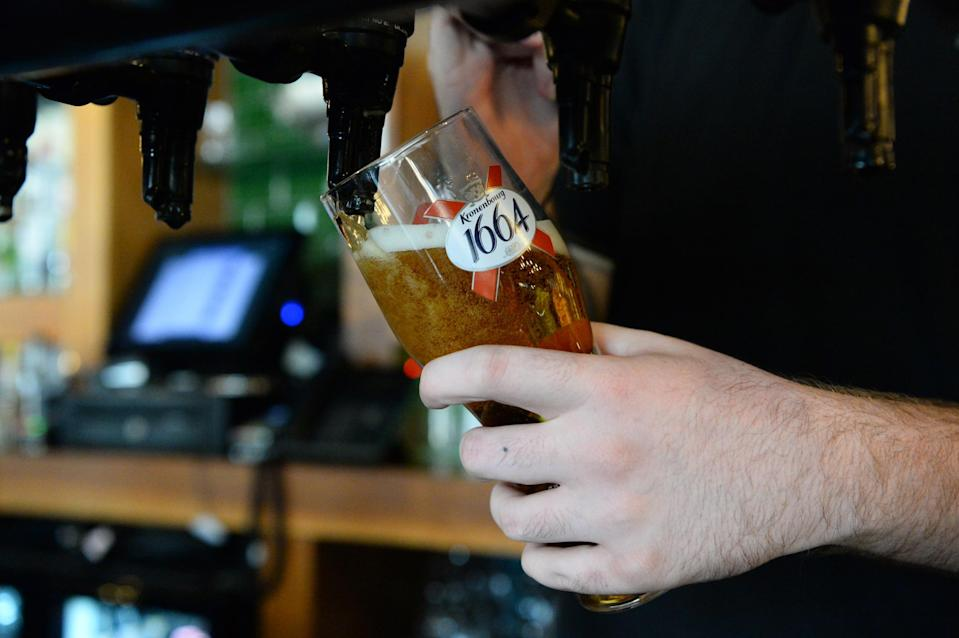 <p>Pubs have had to close for</p> (PA)