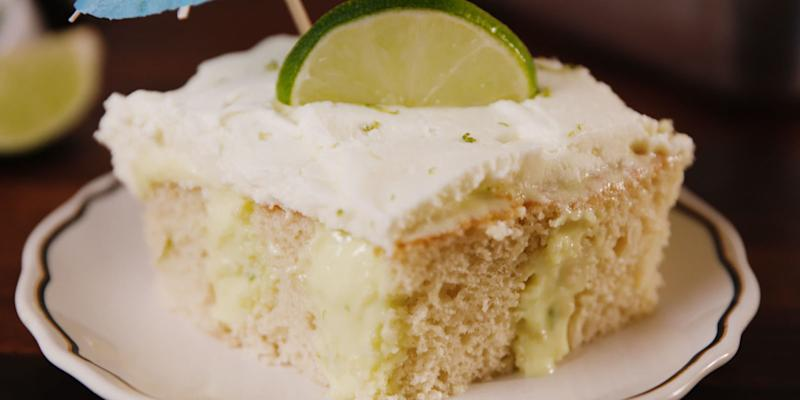 This Margarita Poke Cake Puts All Other Birthday Cakes To Shame