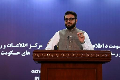 Afghanistan's national security adviser Hamdullah Mohib said  Taliban leaders should order a one-month ceasfire to prove they  control of their forces