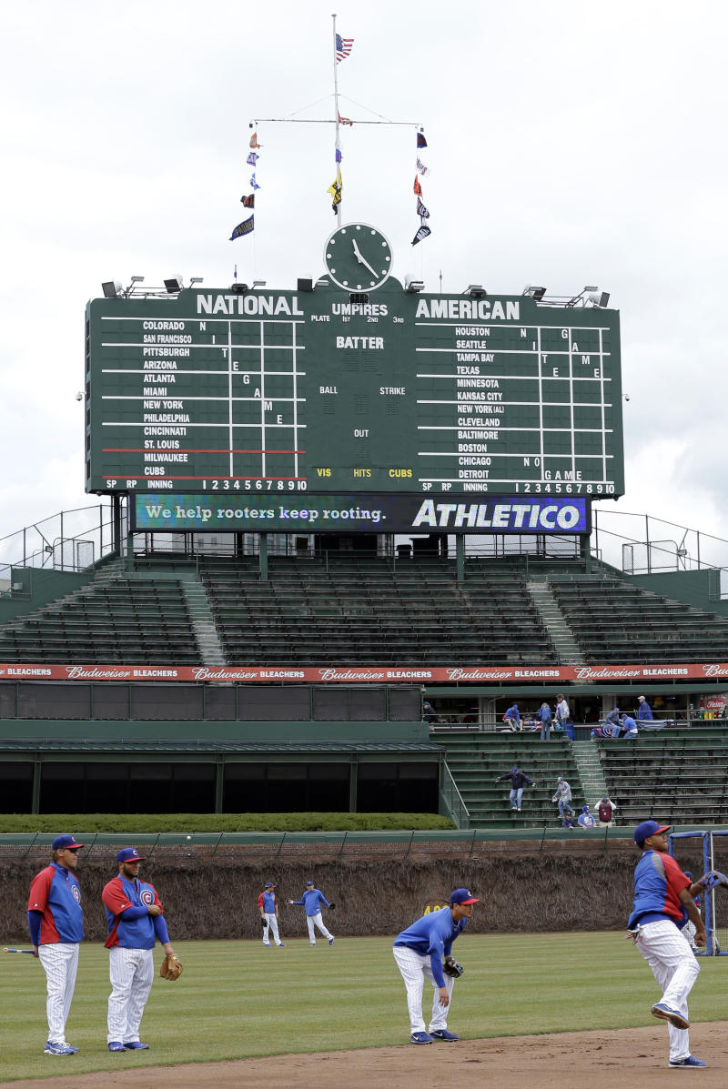 $500M Wrigley Field renovation headed for court?