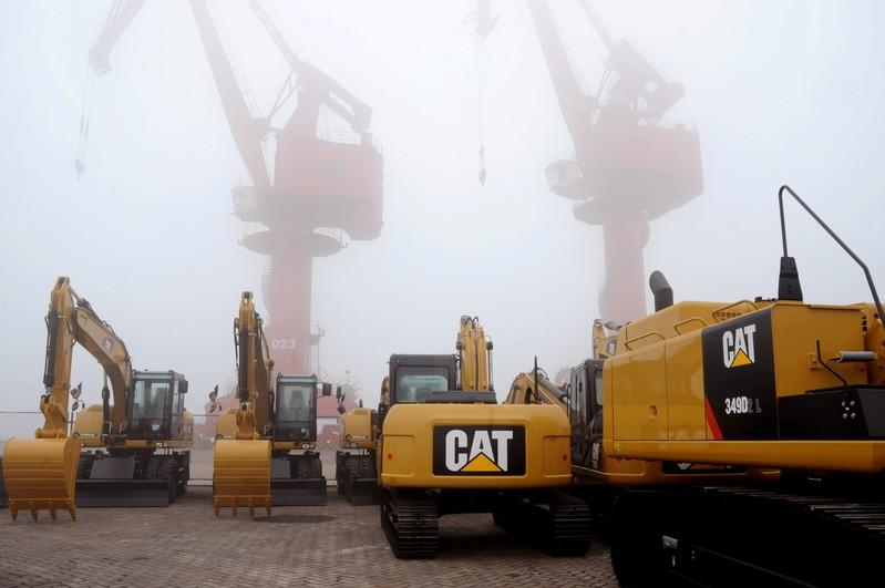 Caterpillar lays off 120 workers as trade war hits sales
