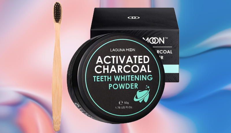 Get ready to show off those pearly whites! (Photo: Amazon)