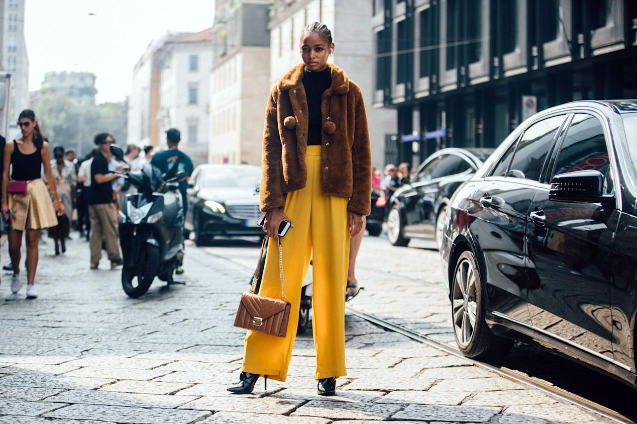 """<p>With autumn officially upon us and the temperatures dropping rapidly, you might be considering your need for a new winter coat. And, it is difficult to think of one cosier to wrap yourself up in for the months ahead than some warming faux-fur outerwear. </p><p>Below, we round up 10 of the chicest faux-fur coat options available to shop right now. From leopard-print to classic neutrals, bright colours to shaggy textures and high-end to high street, there is something for everyone in this edit.</p><p>Want to know more about the sustainability credentials of faux-fur before making your purchase? <a href=""""https://www.harpersbazaar.com/uk/fashion/fashion-news/a29086833/is-faux-fur-sustainable/"""" target=""""_blank"""">Read our deep dive into the topic here</a>. And, if faux-fur isn't for you, check out our general <a href=""""https://www.harpersbazaar.com/uk/fashion/what-to-wear/news/g32335/best-fall-winter-coats/"""" target=""""_blank"""">coat round up for autumn/winter 2020 here</a>.<br></p>"""