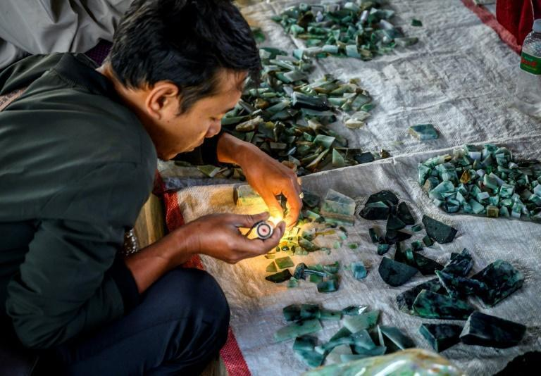 Myanmar is the world's largest producer of jade, and the trade is estimated to be worth billions of dollars a year