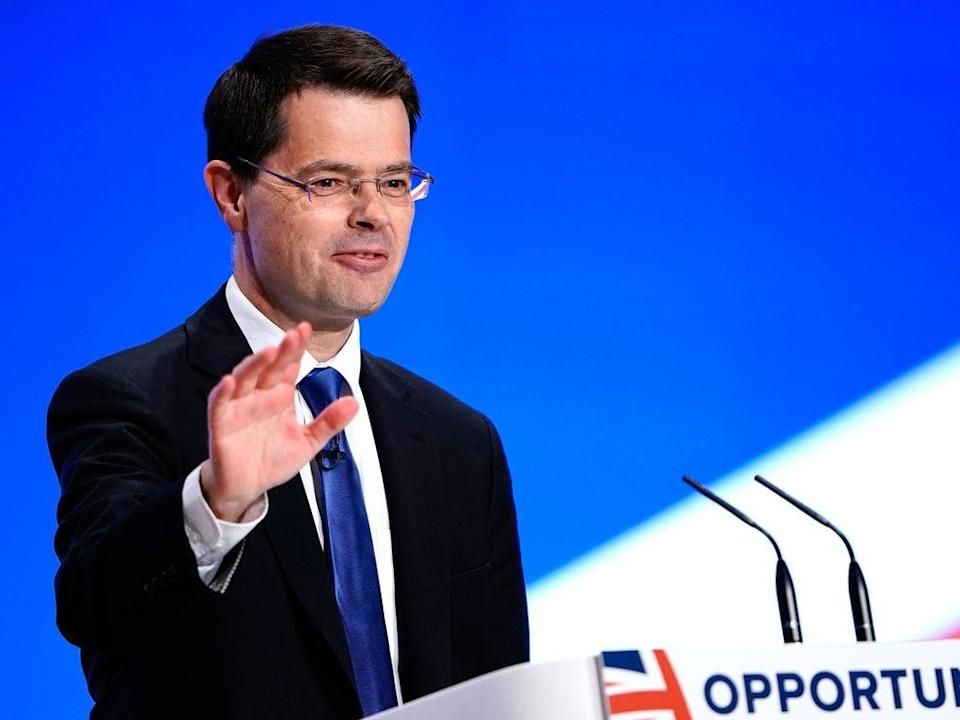 Brokenshire, while at the Northern Ireland Office, took to a role formerly regarded by MPs as something of a 'poisoned chalice' (Getty)