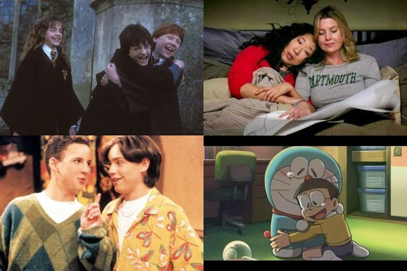 Friendship Day 2020: Friendship Of Fictional Characters That Gave Us BFF Goals