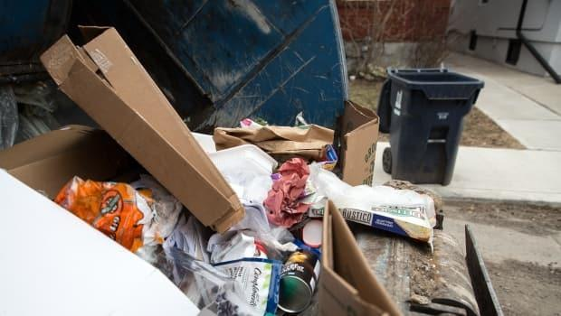 The City of Toronto is closing its solid waste drop-off depots to slow the spread of COVID-19 among its employees, a city release said Thursday. (David Donnelly/CBC - image credit)
