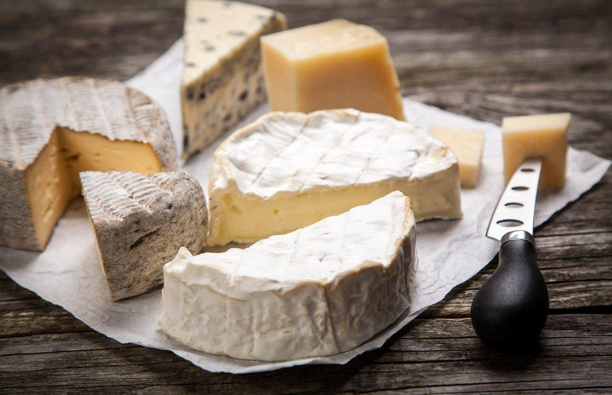 "<p>The FDA requires that all soft cheeses such as Brie, Camembert, and fontina sold in the United States, whether imported or domestic, <a rel=""nofollow"" href=""http://www.thedailymeal.com/entertain/9-pregnancy-food-myths-slideshow/slide-4?referrer=yahoo&category=beauty_food&include_utm=1&utm_medium=referral&utm_source=yahoo&utm_campaign=feed""><strong>be made with pasteurized dairy</strong></a>. The pasteurization process briefly raises the temperature of the milk to a temperature hot enough to kill potentially dangerous bacteria, including E. coli, salmonella, and listeria. Cheeses aged for 60 days or more are exempt from the requirement and pose no danger, even when they're made from raw milk. Because connoisseurs prefer the flavor of unpasteurized cheeses, though, imported soft cheeses made from raw milk sometimes find their way into the U.S. market, by intention or accidentally. It's safest to avoid imported soft cheeses for that reason.</p>"